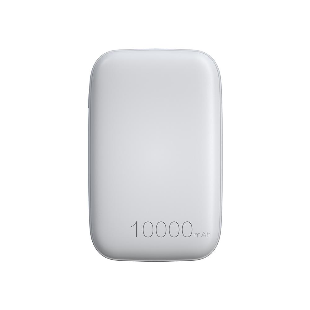 Essager 10000 мАч Мини Внешний аккумулятор 10000 Quick Charge 3,0 маленький внешний аккумулятор для Xiaomi Mi USB C PD портативное Внешнее зарядное устройство(Китай)