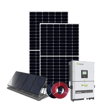 Best 10kw Smart on grid solar system home solar energy systems