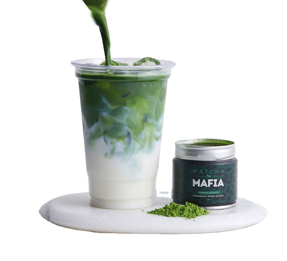 OEM Packing Culinary Grade Organic Matcha Powder for Cupcakes - 4uTea | 4uTea.com