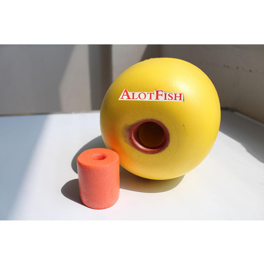Commercial fishing nets use PVC Fishing Float