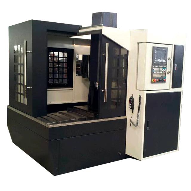 DX7580 ball screw metal mould making cnc copper engraving machine