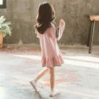 Skirt Baby OEM Wholesale Kids Casual Long Sleeve Cartoon Skirt Princess Dress For Baby Girls