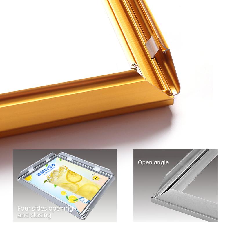 Заказная Фирменная ультратонкая светодиодная световая коробка