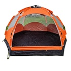Family The Latest New Design 3-5 Person Tent Easy Quick Setup Dome Pop Up Family Tent For Camping