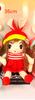 Flower Fairy-red