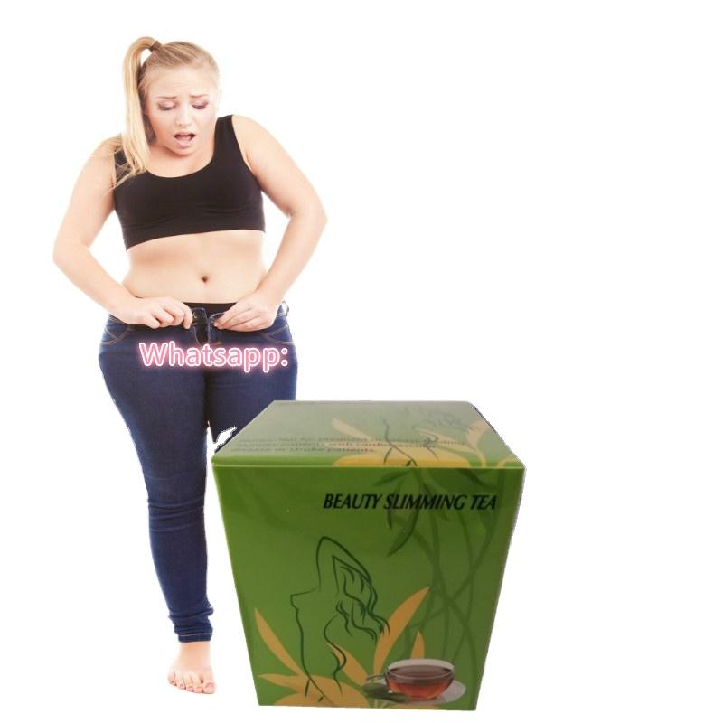 Herbal formula effective no side effect private label service flat tummy tea