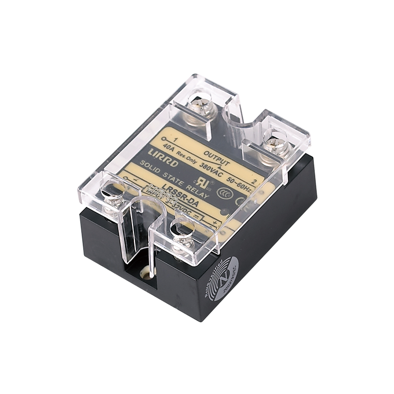 Zero Crossing Panel Mount DC to AC Solid State Relay SSR 25 DA