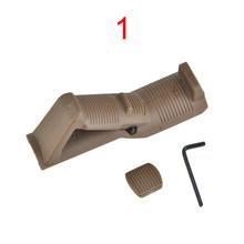 Для AR15 M4 JinMing 8 Air Gun Airsoft Gel Blaster тактическая нейлоновая ручка Пейнтбольные аксессуары Подходит для Keymod Handguard/Rail(Китай)
