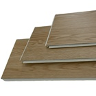 Plastic Wood Wooden Flooring Supplier Interlocking Modern Plastic Vinyl PVC Chevron Wood Floor SPC