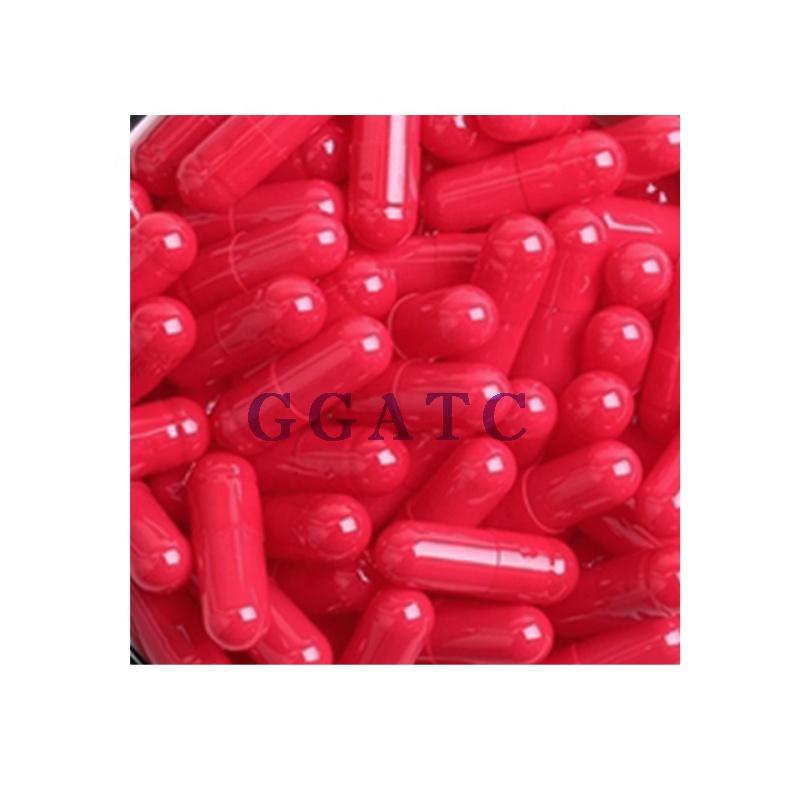 Желатиновые пустые капсулы высокого качества темно-зеленые капсулы ракушки горячие продажи пустые розовые капсулы