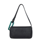 Messenger Bag For Women 2021 New Arrivals Pu Leather Crossbody Purse Fashion Messenger Bag Black Crossbody Bag For Women