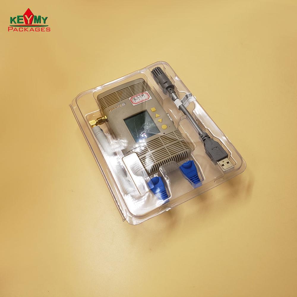 Заказная блистерная раскладушка для PCBA/электронных продуктов, ПВХ/ПЭТ раскладушка от фабрики Шэньчжэнь