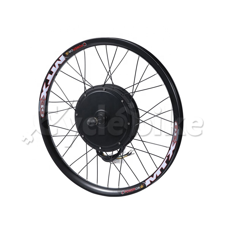 3000w big power electric bike kit china electric bicycle conversion kit