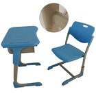 High School Steel High School Desk High School Desk And Chair Plastic Steel Reading Desk And Chair