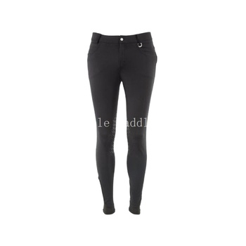 OEM color Customized Equestrian Apparel fashion men horse riding breeches equestrian clothing Horse Riding Pants