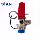 Reliable Brass/Copper Alloy Forged Valve For Dry Powder Fire Extinguisher