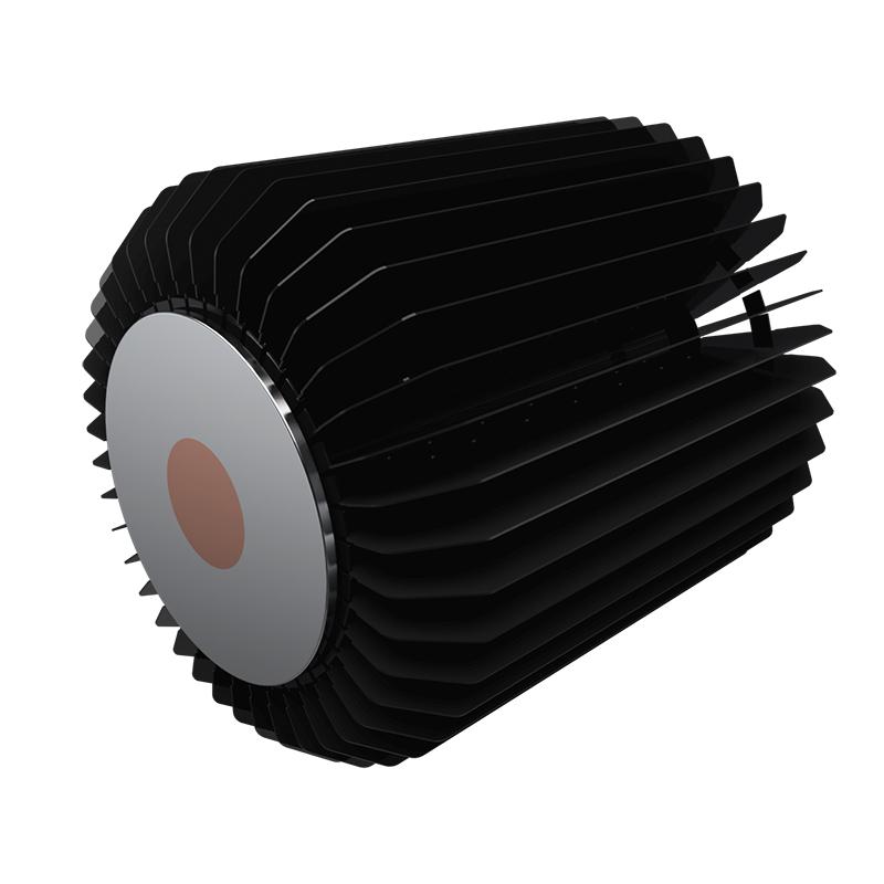 400 Вт Светодиодный радиатор серии FCZ для COB