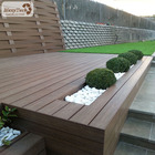 Composite Decking Decking Decking Composite New Co-extrusion Tecnology Wood Plastic Composite Decking For Swimming Pool