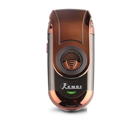 Kemei-Q788 электробритва 3D плавающее аккумуляторная бритва с возвратно-поступательным движением Kemei бритва