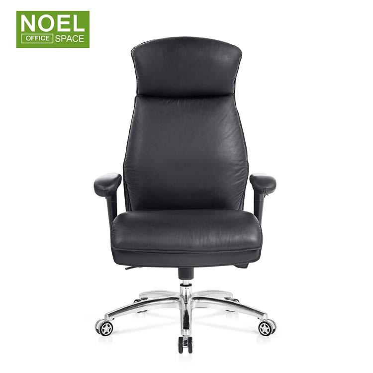 Вращающееся офисное кресло руководителя, вращающееся офисное кресло из искусственной кожи, офисное кресло руководителя