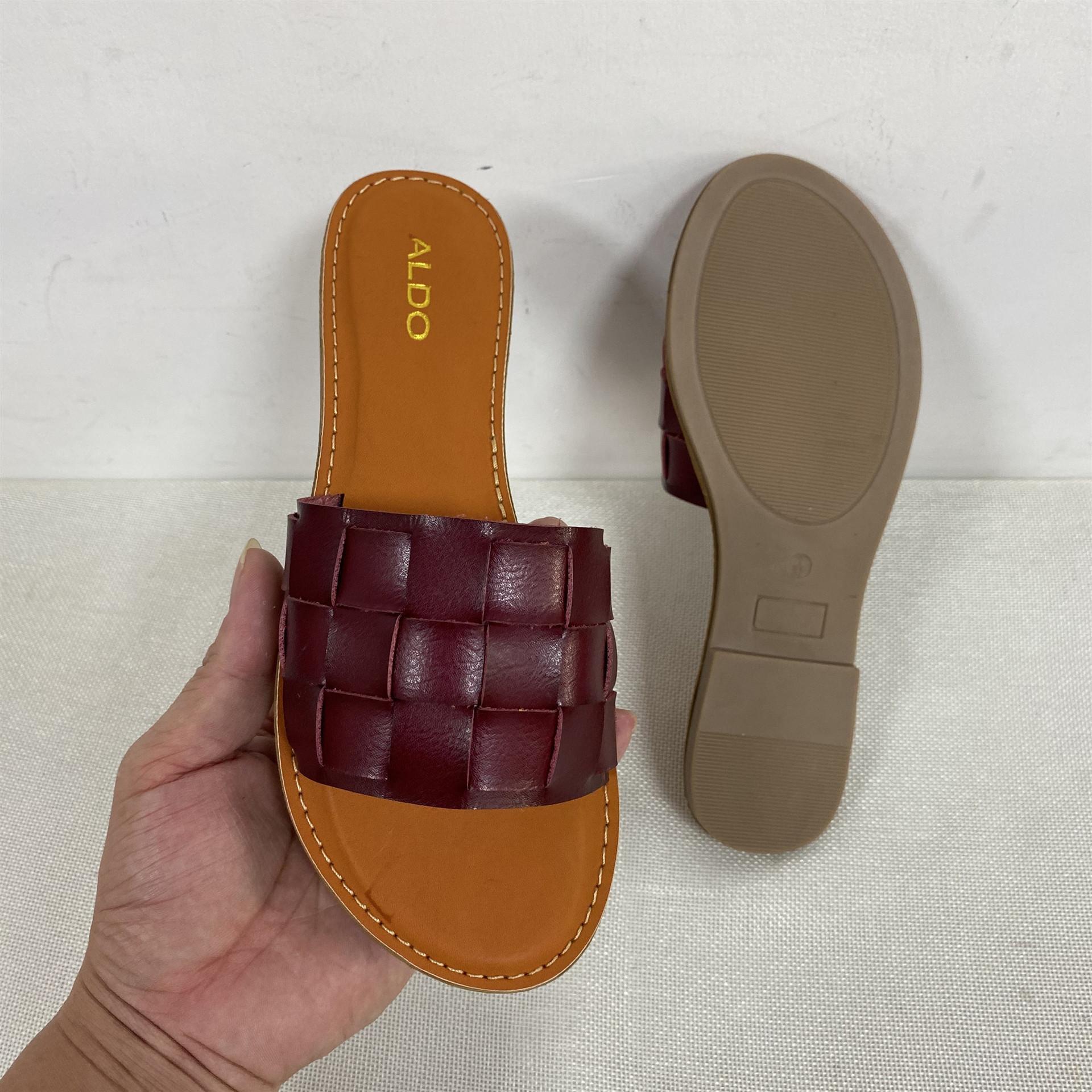 Лидер продаж 2021, стильные женские тапочки, обувь для новых стилей MS22