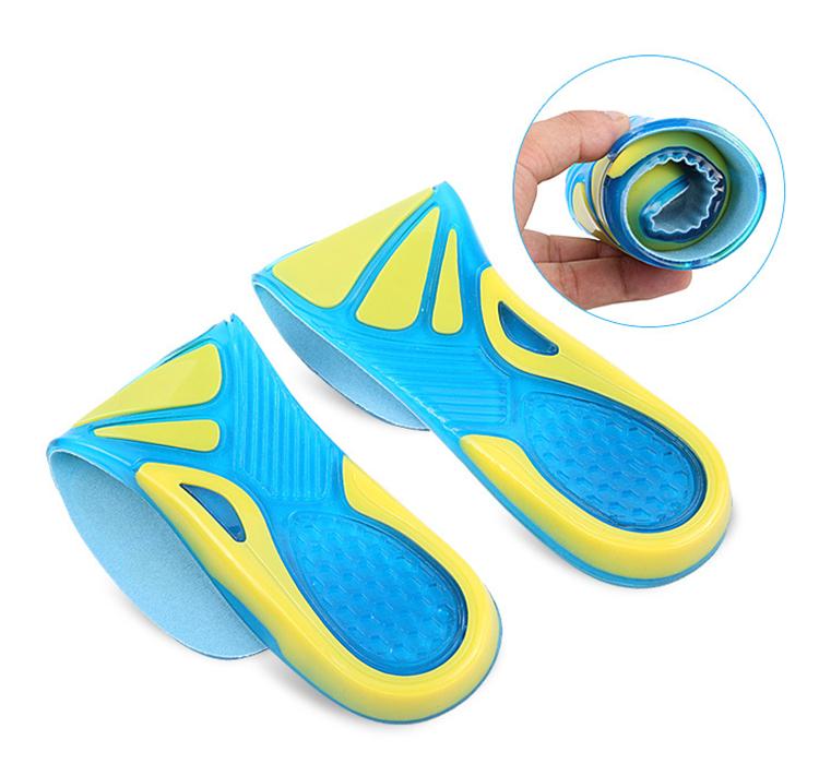 Супер мягкие ортопедические вставки на заказ, стелька для подошвенного фасцита