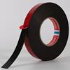 Rosso pellicola di colla nero