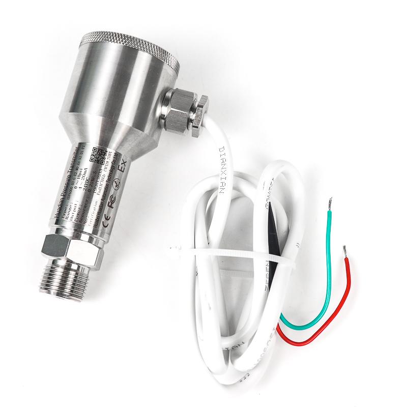 12v dc 2-wire 0 10 bar explosion-proof lpg pressure transmitter 4-20ma 0-5v