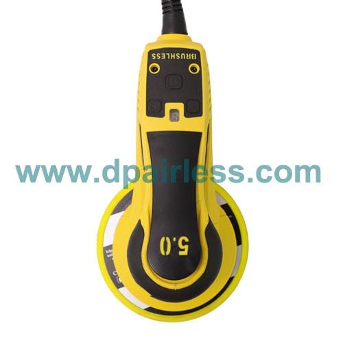 DP-350B Electric Brushless Random Orbital Sander 5.0mm & 2.5mm Eccentricity