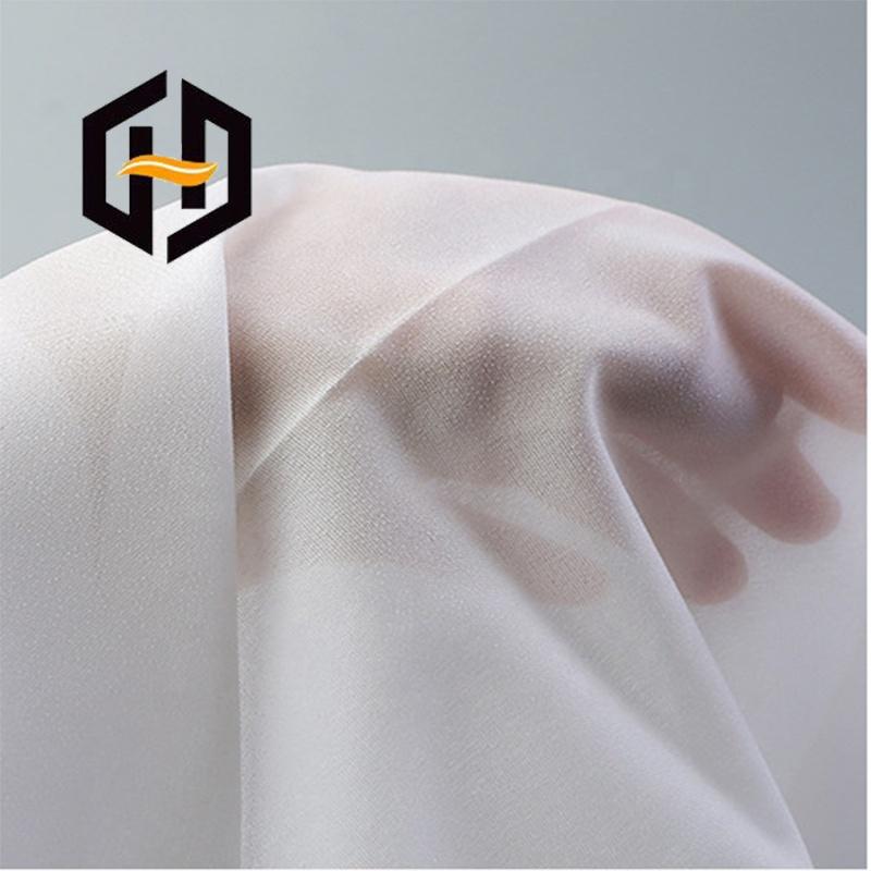Заводская поставка, трикотажный материал одежды, полиэстер, трикотажная серая ткань для подкладки одежды