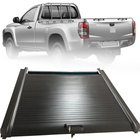 Wholesale electric retractable pickup tonneau cover truck bed roller lid tonneau cover for Mitsubishi L200