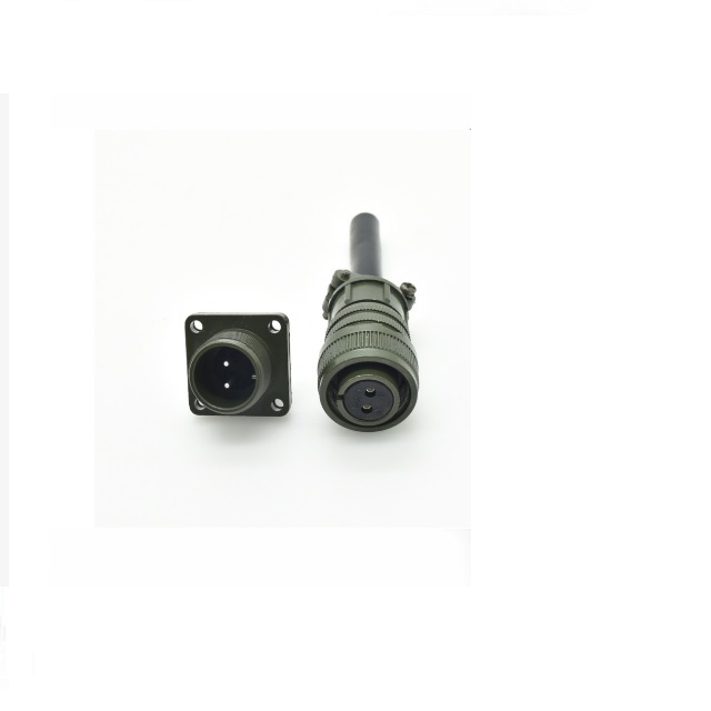 Цилиндрические соединители amphenol Разъем cannon MS3101F12-5P/ MS3101F12-5S