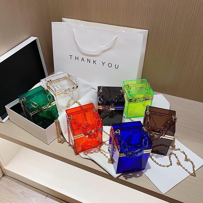 Children Clear Purses Transparent PVC Handbags Girls Mini Jelly Bags Little Clear Purse Handbags Kids Jelly Clutch Purses
