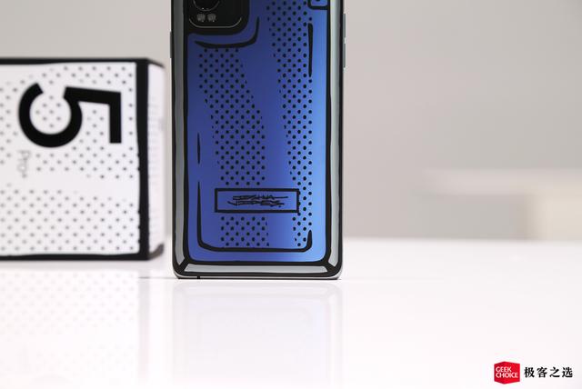 Original OPPO Reno 5 Pro + Plus Artist Edtion Cell Phone Snapdragon 865 6.55inch 50MP Camera NFC 4500Mah 65W SuperVOOC