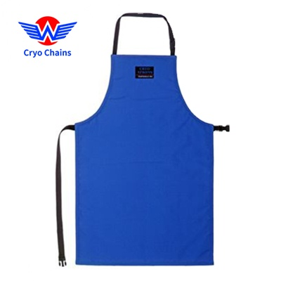 CE High Quality Cold-proof Cryogenic Liquid Nitrogen Protection Clothings Low Temperature Apron for sale - KingCare | KingCare.net