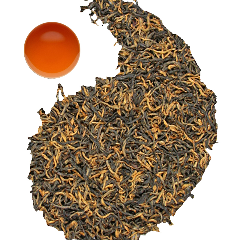 2020 Organic Finest Chinese Black Tea Golden Monkey Tea - 4uTea | 4uTea.com