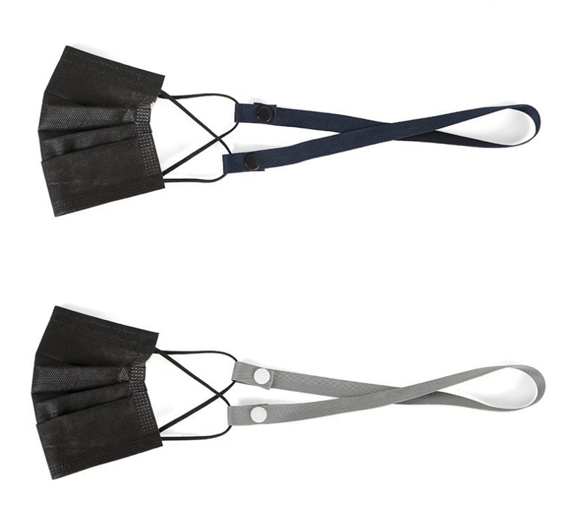 Amazon Hot Seliing Neck Hanger With Adjustable Length Convient Anti-lost Facemask Lanyard