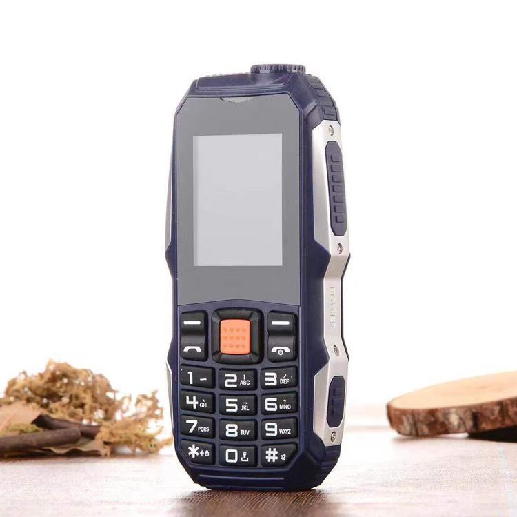 New Rugged Phones Telephones Wholesale Rugged Cell Phone 4G Mobile Big Font Speaker Military Waterproof Rugged Phone