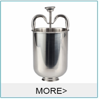 Candy and Candle Making Stainless Steel Double Boiler Pot for Melting Chocolate 18//8 Steel, 2 Cup Capacity, 480ML