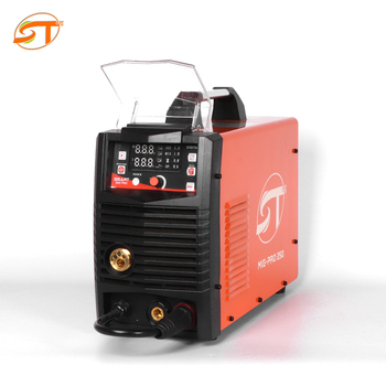 Cheap Price Argon CO2 soldadora Gas/Gasless MIG/MAG/TIG AC DC inverter welding machine tig MIG Pro-250 other arc welders