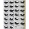 Random 25mm lashes(1pair)