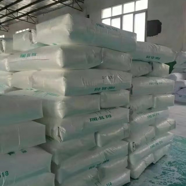 Thickening type high quality amorphous silica / silicon dioxide