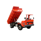 The fittings are versatile mine dump trucks, used to pull coal transport vehicles