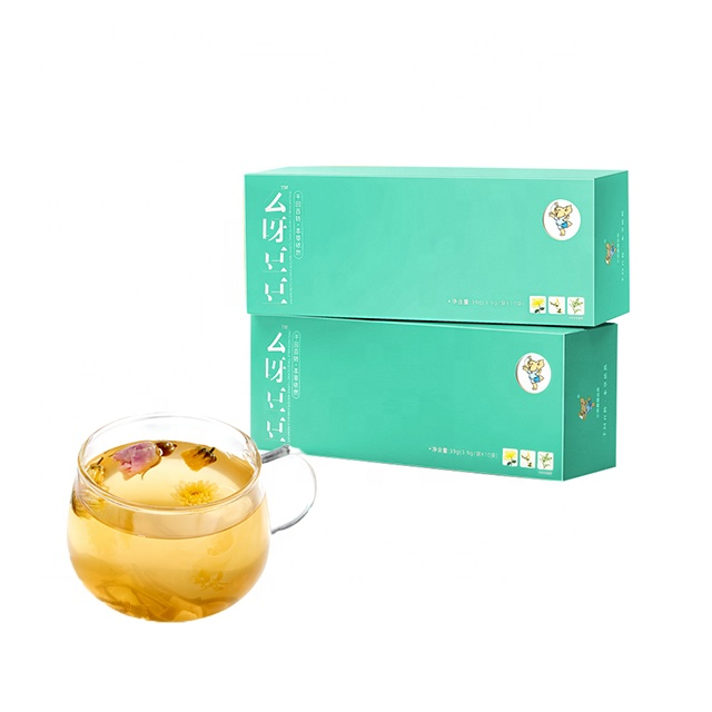 Dried Flowers Rose Tea Buds Skin Whitening Anti-acne Herbal Tea - 4uTea | 4uTea.com