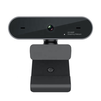 Shuolun C19 Auto Focus 2 Mega Pixels 5 Mega Pixels Wide Live Pricacy Cover Standing on table USB Webcam with 2 Microphones
