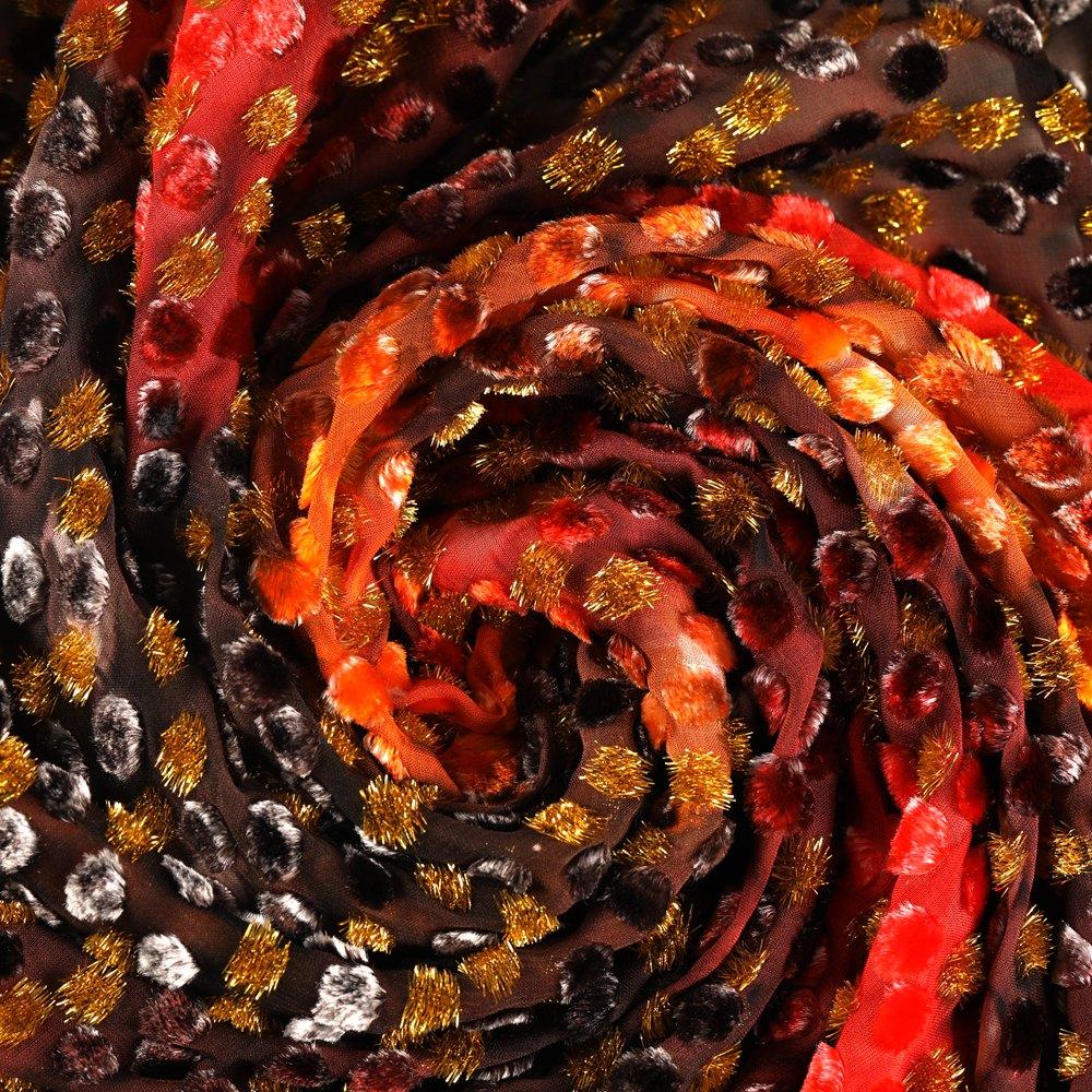 Новинка 2021, жаккардовая ткань Fareastex разных цветов из чистого шелка, вискозы, Ягуара