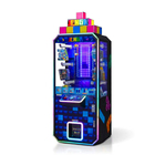 Game Best Design JENGA Pink 110V220V Classic Arcade Prizes Game Machine For Shopping Mall