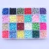 24 Slots Soft ceramic beads