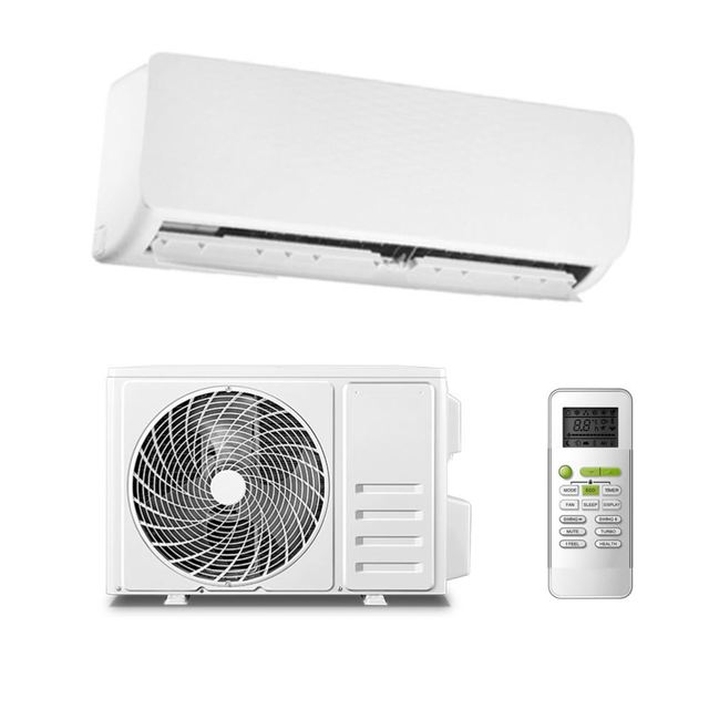 9000BTU Home Office Hotel Use ON OFF Type Hot And Cold General Cool AC Split Wall Mounted Family Air Conditioner