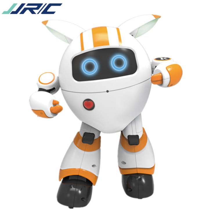 HOSHI JJRC R14 интеллектуальный пульт дистанционного управления круглый робот поддержка ходьба слайд танец различные светодиодные Игрушки Роботы RC для детей